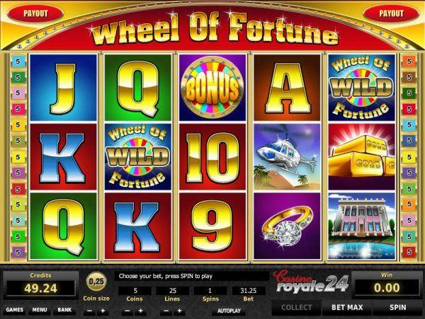 Wheel of Fortune jocuri ca la aparate gratis