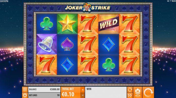 Joker-Strike-pacanele-gratis