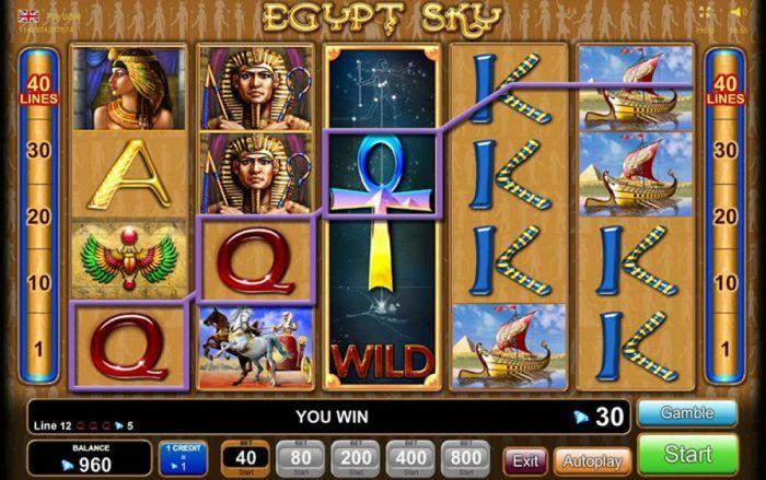 egypt-sky-joc-de-pacanele-gratis