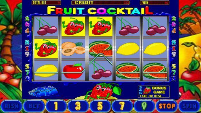 fruit cocktail jocuri ca ala aparate gratis