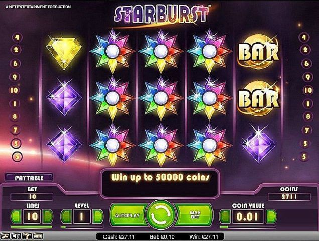 starburst-pacanele-gratis-online